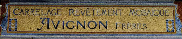 Avignon freres 89 avenue de la republique