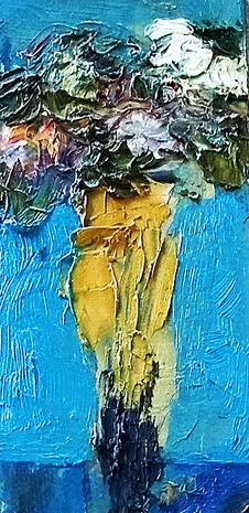 Bouquet peint2