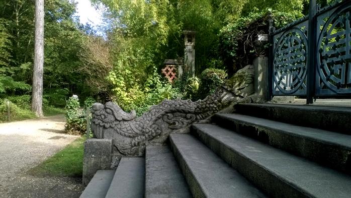 Escalier pagode