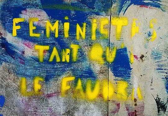 Feminist 1