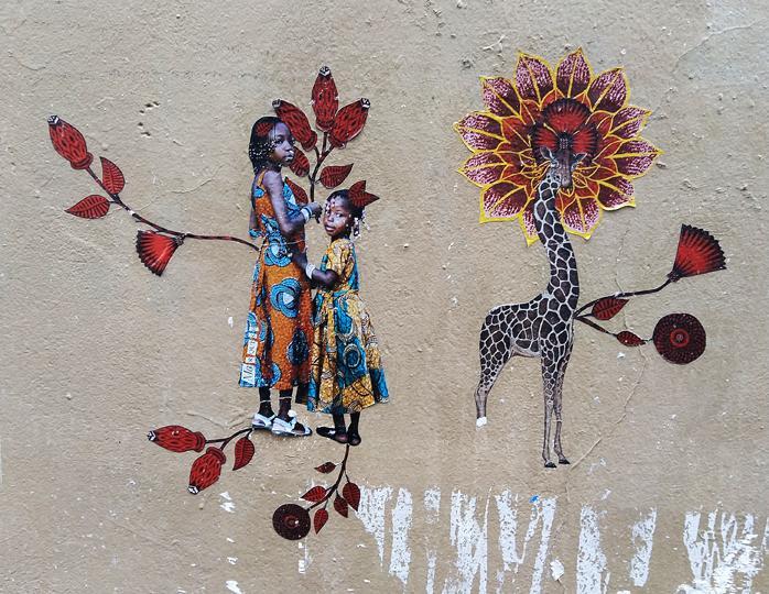Flower africa