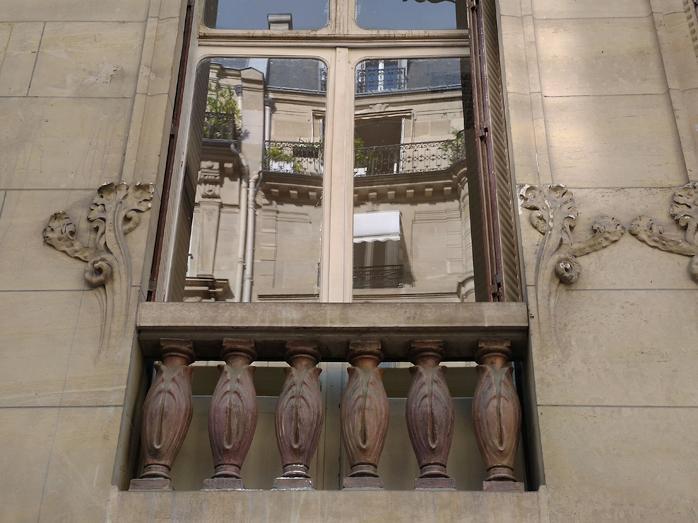 Lycee italien leonardo da vinci 12 rue sedillot detail 2