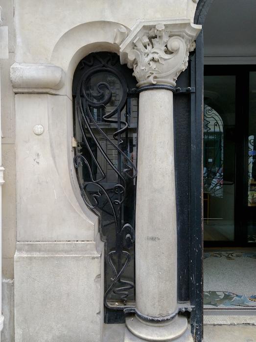 Lycee italien leonardo da vinci 12 rue sedillot detail
