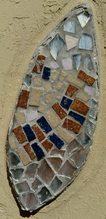 Mosaique belvedere de belleville 4
