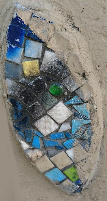 Mosaique belvedere de belleville 6