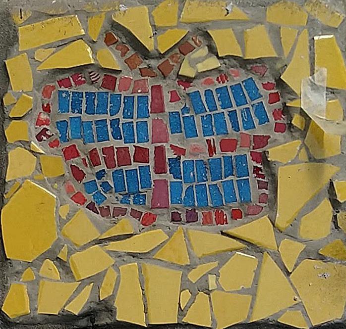 Mosaique carree bdb1