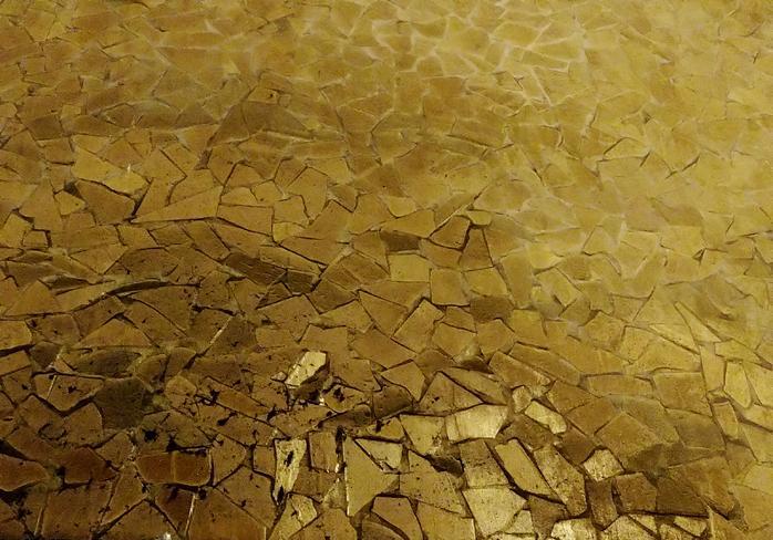 Mosaique doree 1