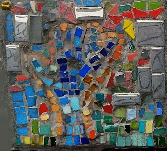 Mosaique rectangulaire bdb 11