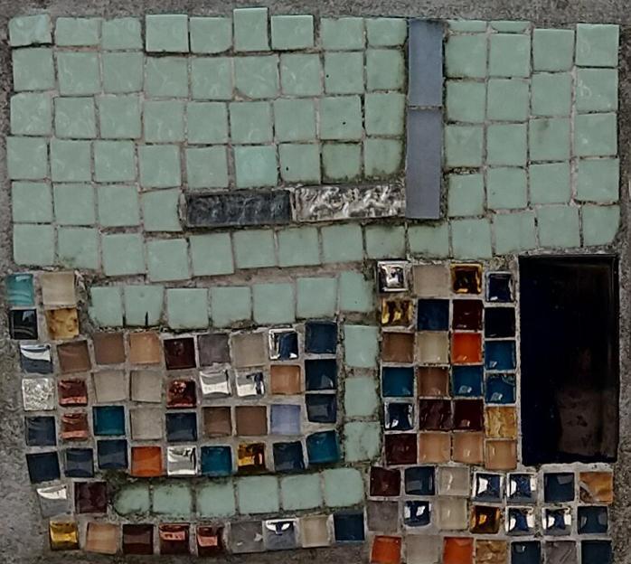 Mosaique rectangulaire bdb 8