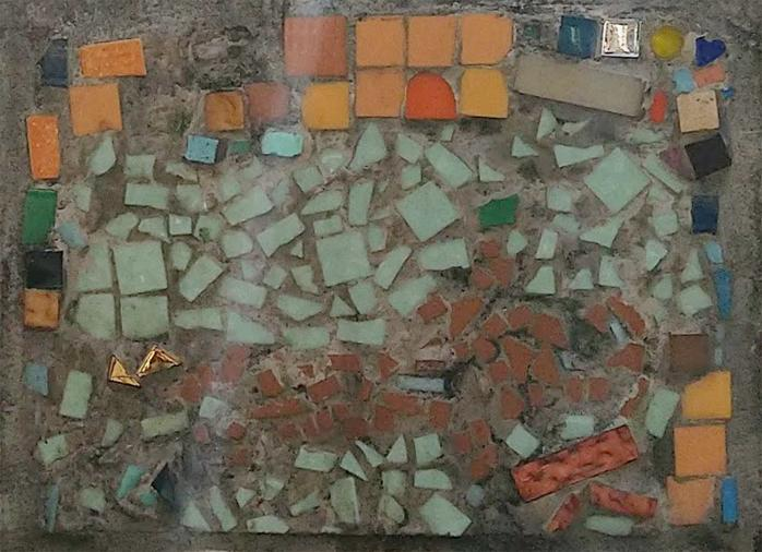 Mosaique rectangulaire bdb 9 91