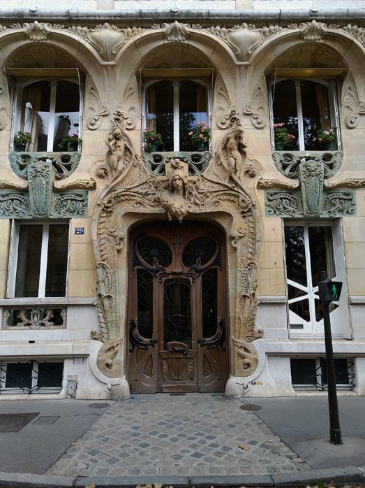 Pan999999 l immeuble lavirotte 29 avenue rapp detail