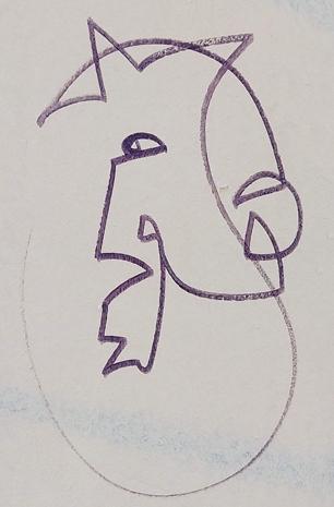 Portrait arabesk