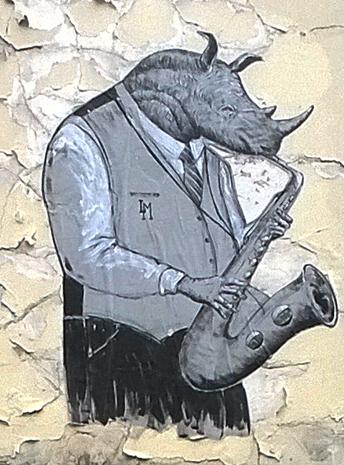 Rhino saxo