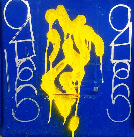 Signe jaune 1