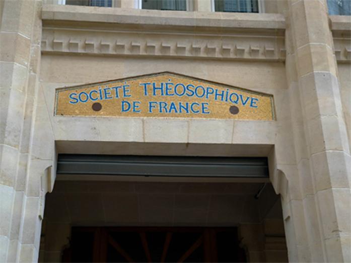 Societe theosophique de france 4 square rapp