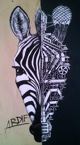 Zebre bipolaire 2